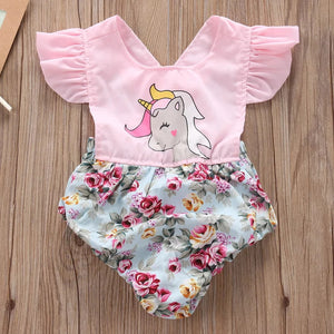 Baby Girl Unicorn bodysuit - © 2019, Life Is'Bella / NEYSOUTH LLC.
