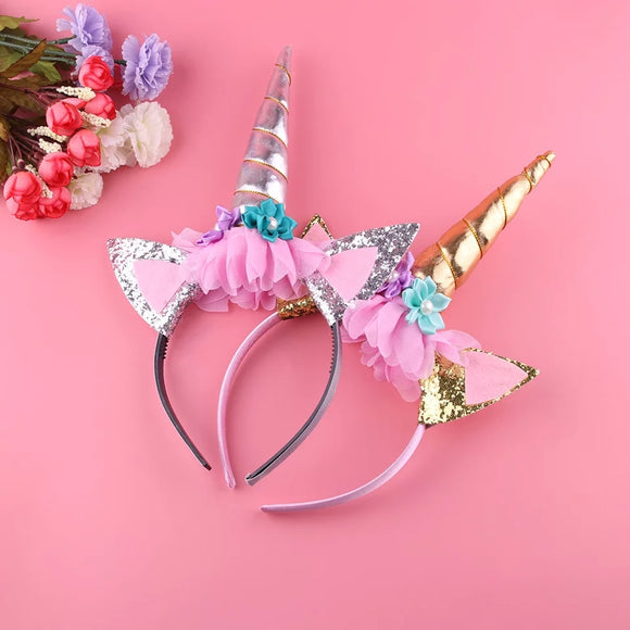 Unicorn Headbands - © 2019, Life Is'Bella / NEYSOUTH LLC.
