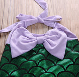 Ariel Swimwear  - With Matching Bow - © 2019, Life Is'Bella / NEYSOUTH LLC.