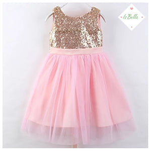 Girls Princess Sequin Dress - © 2019, Life Is'Bella / NEYSOUTH LLC.