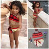 Moana Swimwear  - 2 Pcs. - © 2019, Life Is'Bella / NEYSOUTH LLC.
