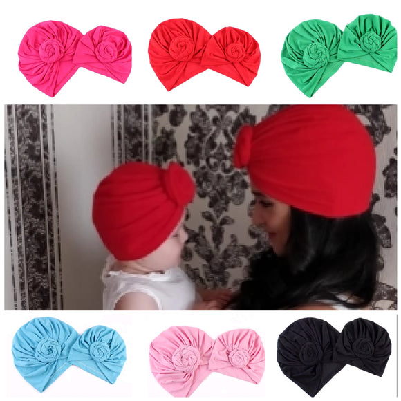 Mother Daughter Matching Turbans - © 2019, Life Is'Bella / NEYSOUTH LLC.