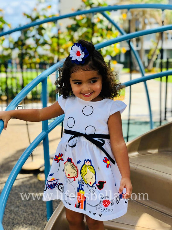Girl's cartoon dress - © 2019, Life Is'Bella / NEYSOUTH LLC.