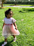 Toddler kids fancy pink dress - © 2019, Life Is'Bella / NEYSOUTH LLC.