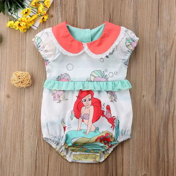 Ariel Romper for Baby Girl - © 2019, Life Is'Bella / NEYSOUTH LLC.