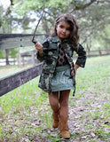 Girl's Army Jacket - © 2019, Life Is'Bella / NEYSOUTH LLC.