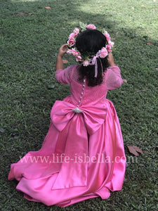 Megan Set - Toddler girl's summer set (3 pcs) - © 2019, Life Is'Bella / NEYSOUTH LLC.