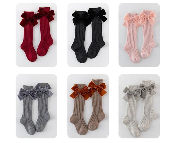 Knee High Socks for Girls