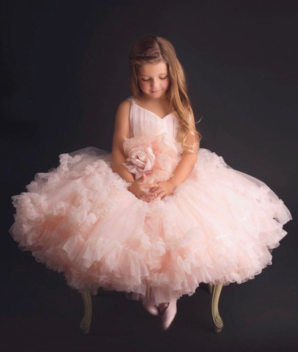 Girl's Princess Flower Dress - © 2019, Life Is'Bella / NEYSOUTH LLC.