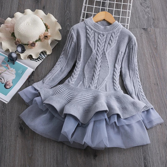 Sweaters Dress for Girl's - © 2019, Life Is'Bella / NEYSOUTH LLC.