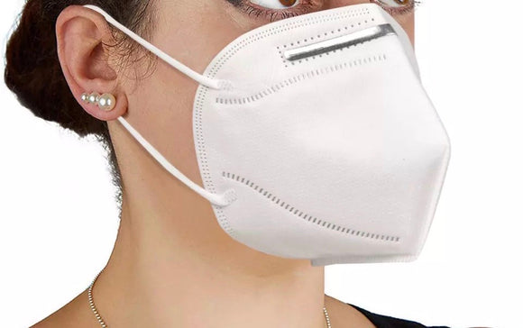 Face Mask KN95 FFP2  (Pack 2 Units)