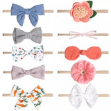 Mini headbands (10 pcs) - © 2019, Life Is'Bella / NEYSOUTH LLC.