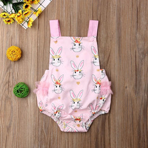 Bunny Romper for Baby Girl - © 2019, Life Is'Bella / NEYSOUTH LLC.