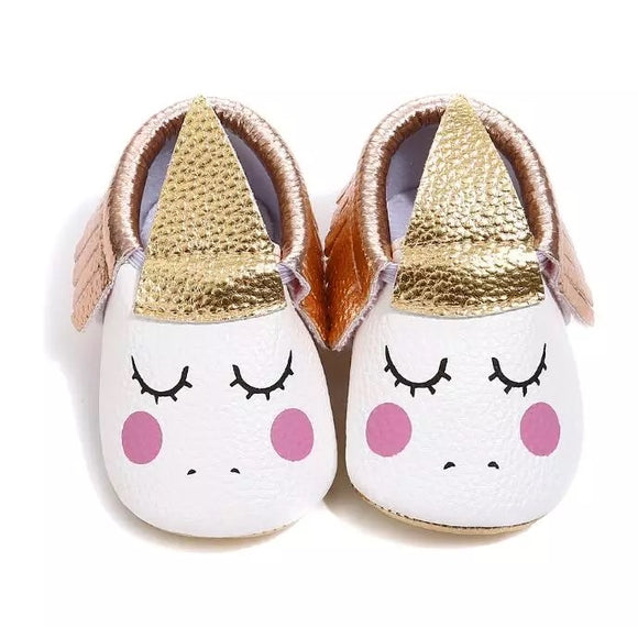 Unicorn baby shoes - © 2019, Life Is'Bella / NEYSOUTH LLC.