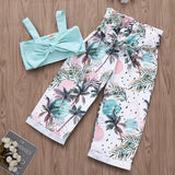 Kylie Set - Toddler girl's summer set (2 pcs) - © 2019, Life Is'Bella / NEYSOUTH LLC.