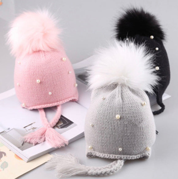 Beanies for baby girl 0-2 years old - © 2019, Life Is'Bella / NEYSOUTH LLC.