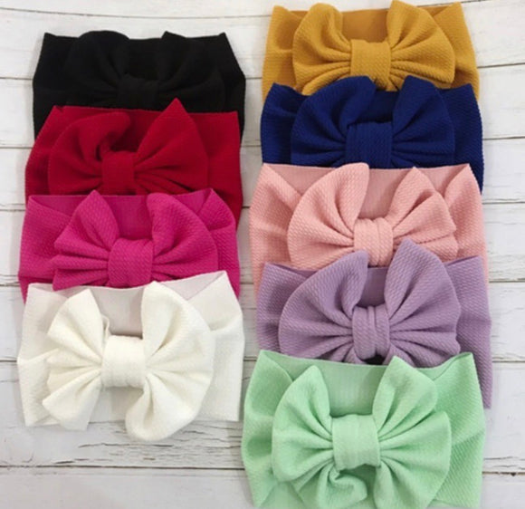 Baby Girl's Wide Headbands 0-2 Years Old - © 2019, Life Is'Bella / NEYSOUTH LLC.