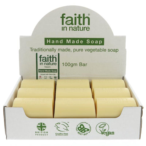 Faith Jabon de Neem 100g