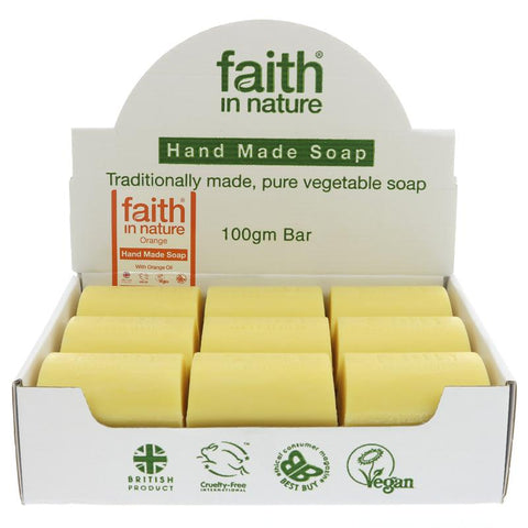 Faith Jabon de Naranja 100g