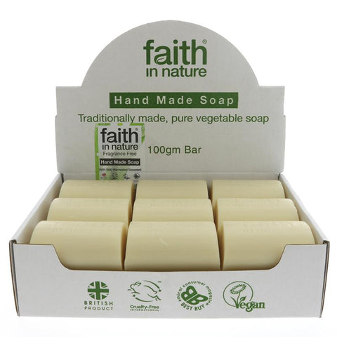 Faith Jabon de Algas 100g