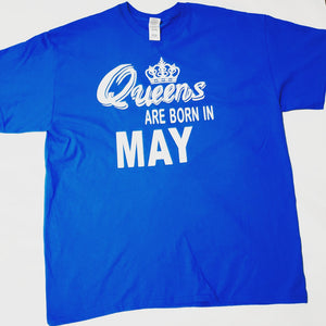 May Birthday T-shirt