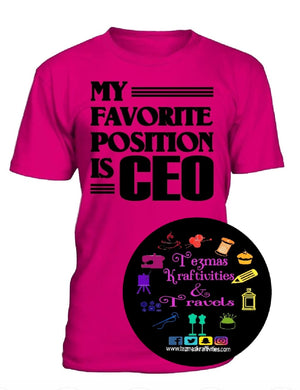 CEO Position
