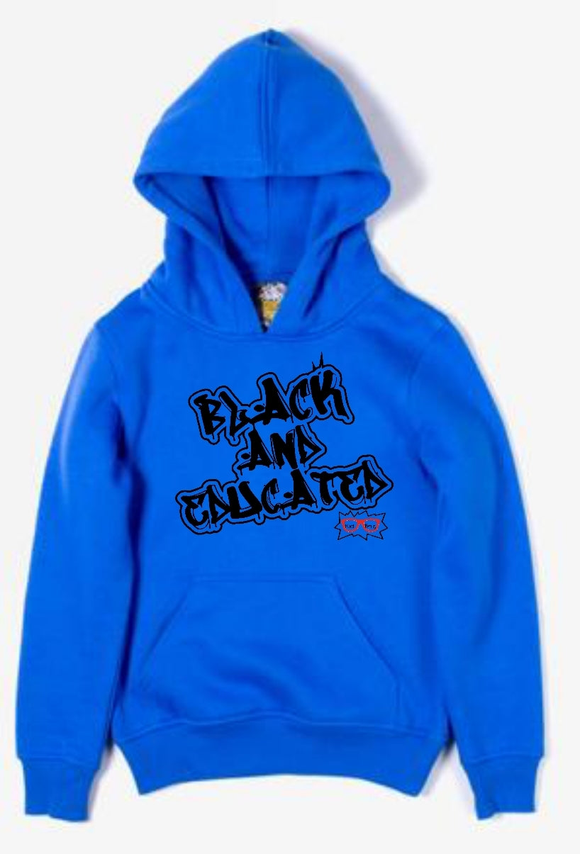 Black and Educated Hoodie