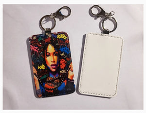 Personalized ID Card Holder