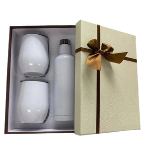 Wine and Tumbler Gift Set (Blanks)