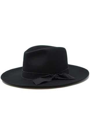 Blair Flat Brim Hat