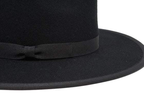Legacy Stiff Brim Hat in Black