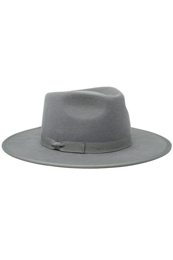 Legacy Stiff Brim Hat in Grey