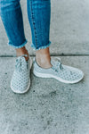 Addie Grey Soft Sneaker