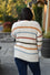Kennedi Multicolor Stripe Sweater