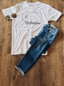 Washington Graphic Tee