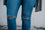 Heather Light Wash Girlfriend Jeans