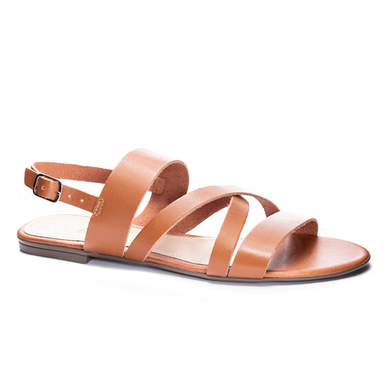 Avalyn Cognac Sandals