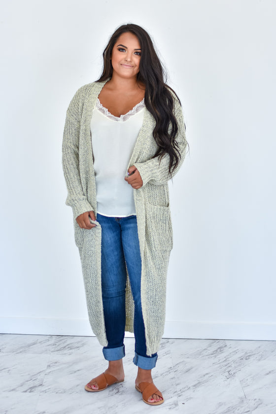 Kensley Long Cardigan