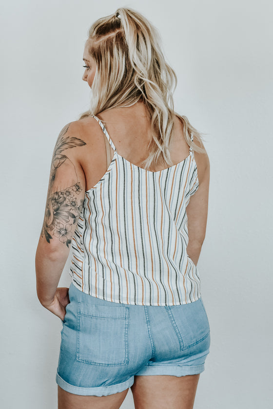 Riley Stripe Tank