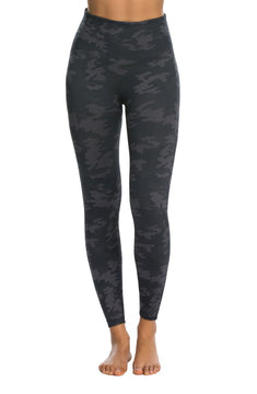 Spanx Look At Me Now Leggings Camo