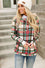 Winter Plaid Double Hoodie
