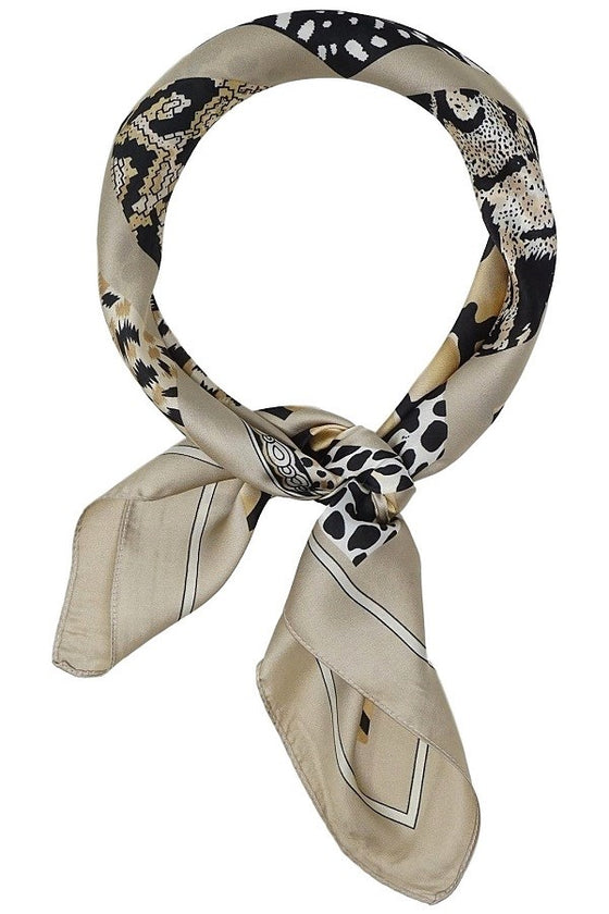 Remy Multi Animal Neckerchief