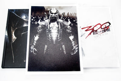 300: Rise of an Empire: The Art of the Film LIMITED EDITION