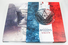 The Art of Assassin's Creed Unity Limited Edition (SIGNED)