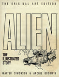 Alien - The Illustrated Story (Original Artist's Edition - Signed Edition)