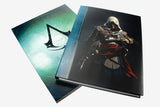 The Art of Assassin's Creed IV Black Flag Limited Edition w/ two signed prints