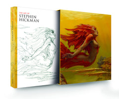 The Art of Stephen Hickman (Limited Edition)