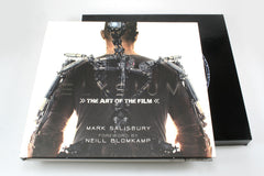 The Art of ELYSIUM - Signed by NEILL BLOMKAMP Limited Edition with Syd Mead Print