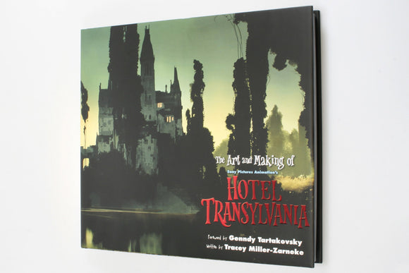 HOTEL TRANSYLVANIA -  The Art and Making of Hotel Transylvania - Signed Limited Edition