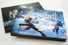 SUCKER PUNCH - Signed by ZACK SNYDER Limited Edition (second edition) - with Signed Collectable Print)